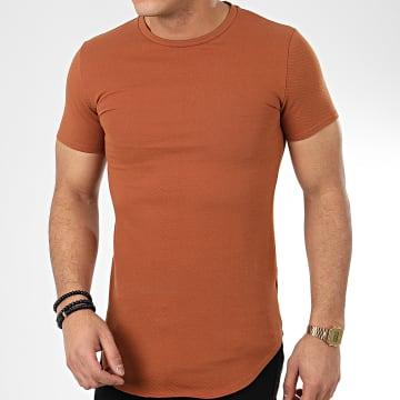 Tee Shirt Oversize T20003 Camel
