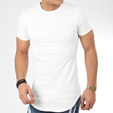 Tee Shirt Oversize T20003 Ecru