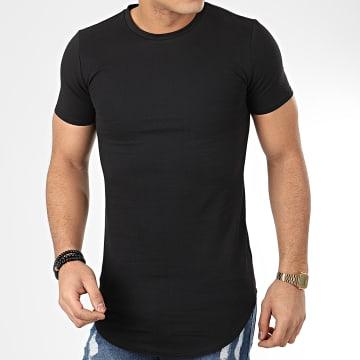 Tee Shirt Oversize T20003 Noir