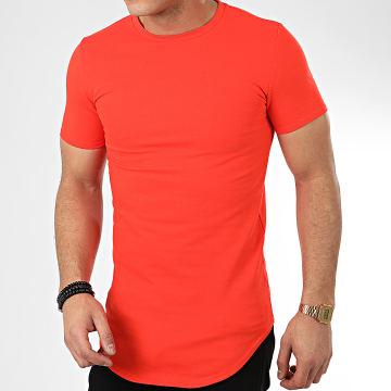 Tee Shirt Oversize T20003 Orange