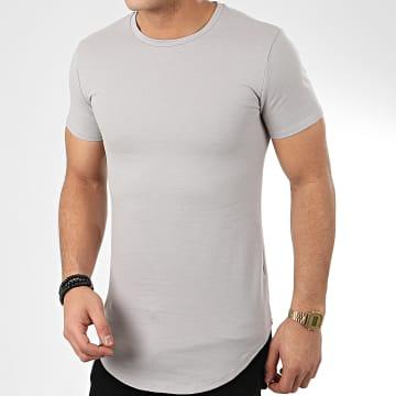 Tee Shirt Oversize T20002 Gris