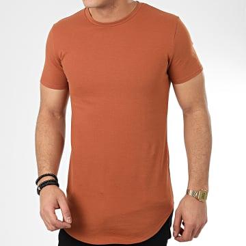 Tee Shirt Oversize T20002 Camel