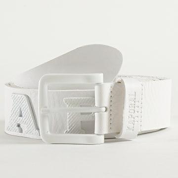 Ceinture Heplo Blanc