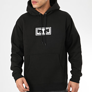Obey - Sweat Capuche Eyes Noir