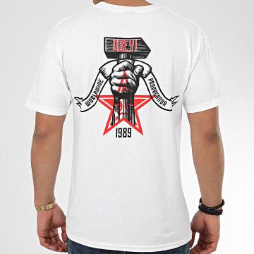 Tee Shirt Hammer Blanc