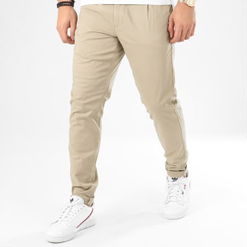 Only And Sons - Pantalon Chino Cam 4981 Beige