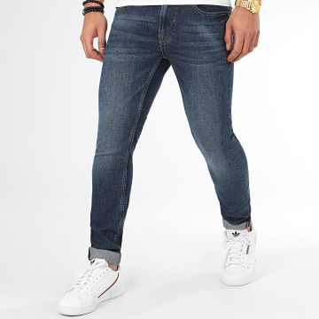 Only And Sons - Jean Skinny Warp 5148 Bleu Denim