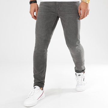 Only And Sons - Jean Skinny Warp 5147 Gris Anthracite