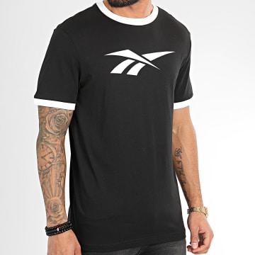 Tee Shirt Classic D Ringer FK2511 Noir
