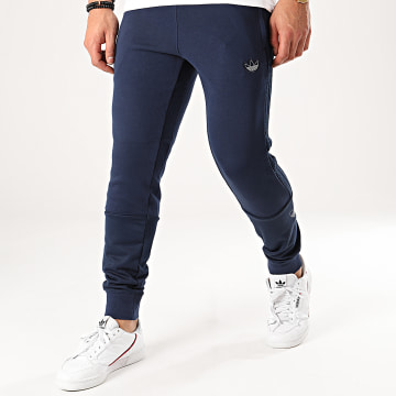Pantalon Jogging Outline FM3906 Bleu Marine