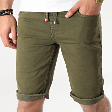 American People - Short Chino Molly Vert Kaki