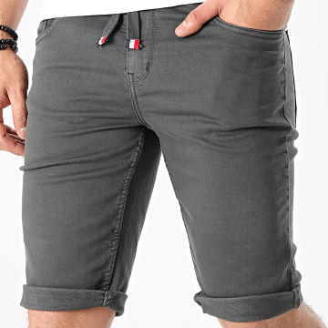 Short Chino Molly Gris Anthracite