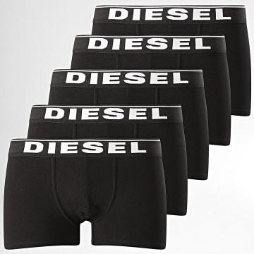 Diesel - Lot De 5 Boxers All-Timers Damien 00SUAG Noir