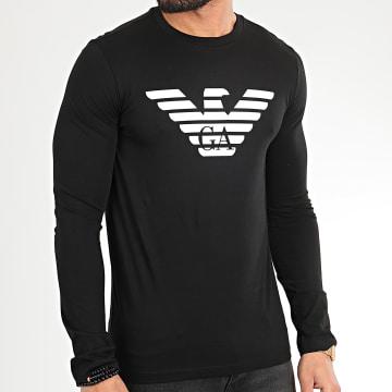 Tee Shirt Manches Longues 8N1T64-1JNQZ Noir