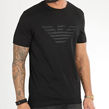 Emporio Armani - Tee Shirt 3H1T66-1J30Z Noir