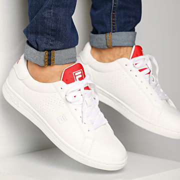 Baskets Crosscourt 2 NT 1010929 White Fila Red