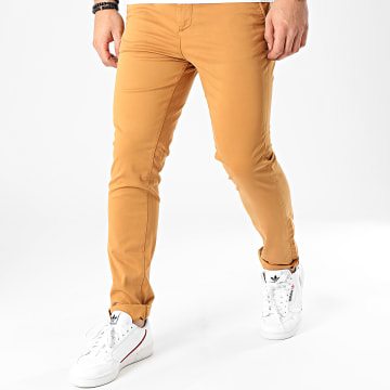 Jack And Jones - Pantalon Chino Marco Bowie Camel