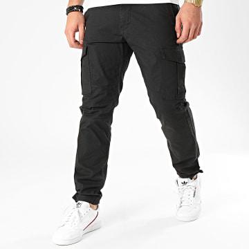 Pantalon Cargo Rob Alfa Noir