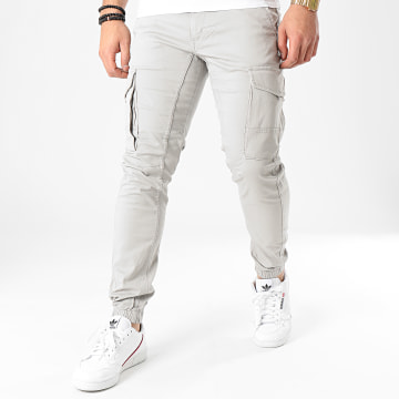 Jack And Jones - Jogger Pant Paul Flake Akm 542 Gris