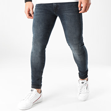 Jack And Jones - Jean Skinny Tom Bleu Brut