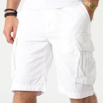 Kaporal - Short Cargo Korge Blanc