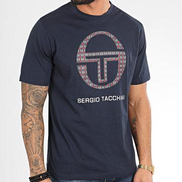 Tee Shirt Dust 38702 Bleu Marine