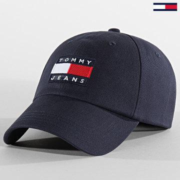 Tommy Jeans - Casquette Heritage Cap 5953 Bleu Marine