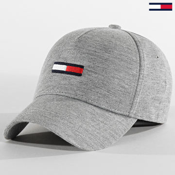 Casquette Flag Cap Jersey 6081 Gris Chiné