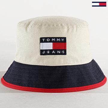 Tommy Jeans - Bob Heritage 6107 Beige Bleu Marine
