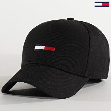Tommy Jeans - Casquette Flag Cap 8059 Noir