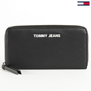 Tommy Jeans - Portefeuille Femme 8247 Noir