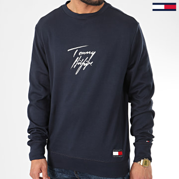 Sweat Crewneck 1798 Bleu Marine