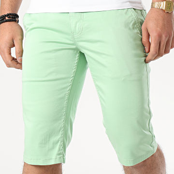 Short Chino Most Vert Clair