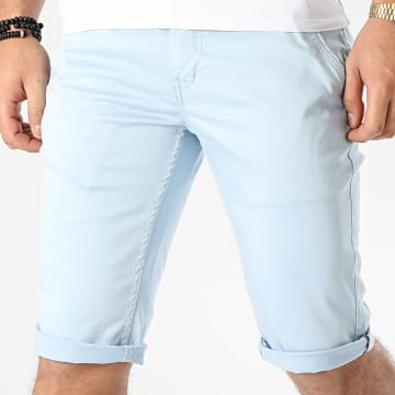 Short Chino Most Bleu Clair