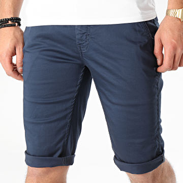 American People - Short Chino Most Bleu Marine