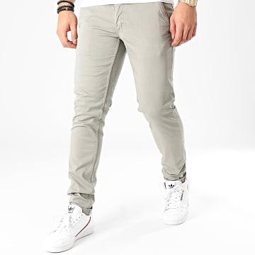 Pantalon Chino Motor Gris