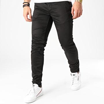 Pantalon Chino Motor Noir