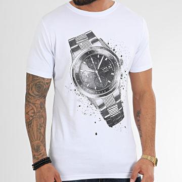 Tee Shirt JAK-143 Blanc