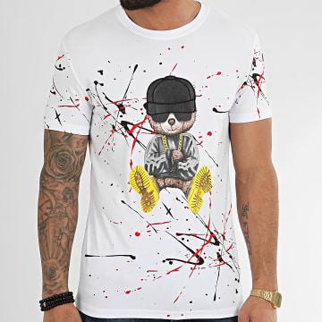 Tee Shirt BJ-009 Blanc