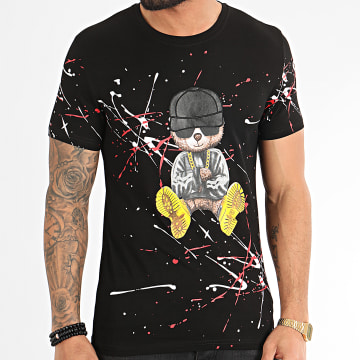 Tee Shirt BJ-009 Noir