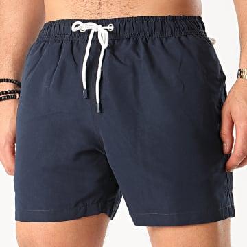 Celio - Short De Bain Niplaya Bleu Marine