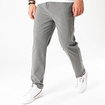 Pantalon Rotheo1 Gris Chiné