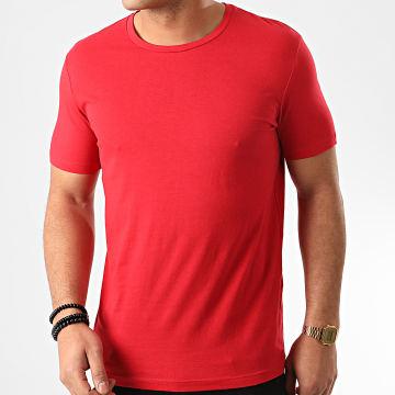 Celio - Tee Shirt Tebasic Rouge