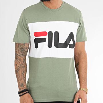 Tee Shirt Day 681244 Vert Blanc