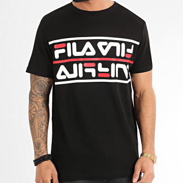 Tee Shirt Salman 687474 Noir