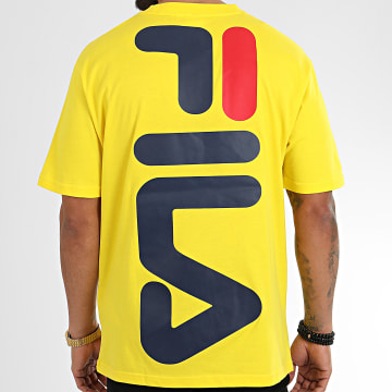 Tee Shirt Bender 687484 Jaune