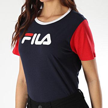 Tee Shirt Femme Salome 687614 Bleu Marine