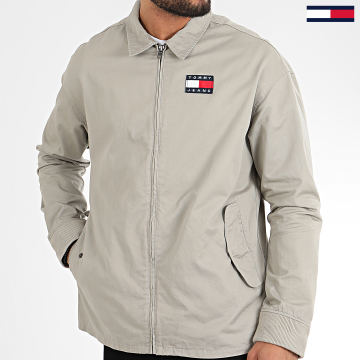 Tommy Jeans - Veste Zippée Casual Cotton 7791 Gris