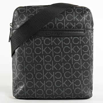 Calvin Klein - Sacoche Mono Flat Crossover 5531 Noir