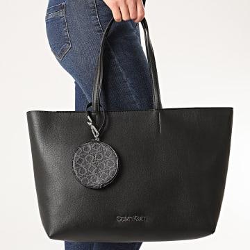 Calvin Klein - Sac A Main Femme Must Shopper 6328 Noir